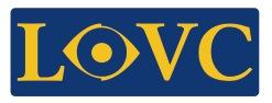 LOVC blue logo